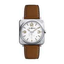 Bell & Ross BR S BRS-WHERI-STSCA new
