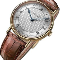 Breguet 41mm Manual winding new Classique Silver