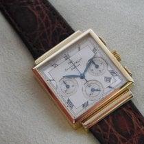IWC Da Vinci Chronograph Gelbgold 27mm Silber Römisch Deutschland, Buxtehude