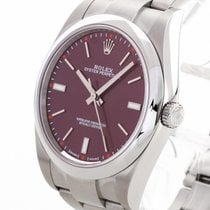 Rolex Steel 39mm Automatic 114300 new