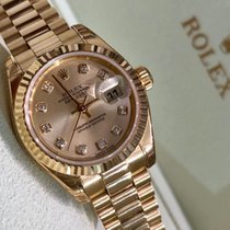 Rolex 179178 Or jaune 2002 Lady-Datejust 26mm occasion