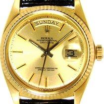 Rolex Day-Date 36 Or jaune 36mm Sans chiffres