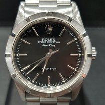 Rolex Air King Precision Сталь 34mm Без цифр