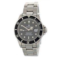 Rolex Submariner Date Steel 40mm Black United States of America, New York, New York