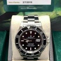 Rolex Submariner Date 168000 Transitional pre-owned