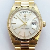 Rolex 1803 Yellow gold Day-Date 36 36mm pre-owned United States of America, New York, New York