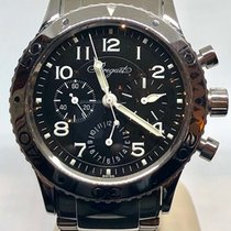 Breguet Type XX - XXI - XXII Steel 39mm Black Arabic numerals United States of America, Louisiana, New Orleans