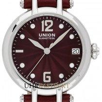 Union Glashütte Sirona Otel 32mm Rosu