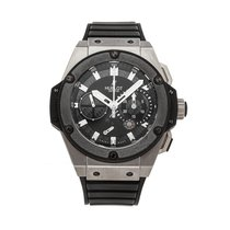 Hublot King Power 48mm Black No numerals United States of America, Pennsylvania, Bala Cynwyd