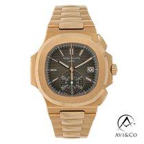 Patek Philippe Nautilus 5980/1R-001 Unworn Rose gold 40mm Automatic