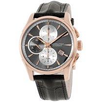 Hamilton Jazzmaster Auto Chrono new Automatic Chronograph Watch with original box H32546781