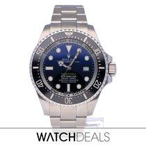 Rolex Sea-Dweller Deepsea 116660 Bardzo dobry Stal 44mm Automatyczny