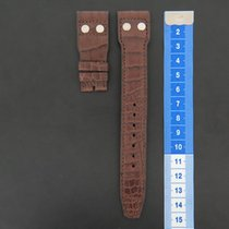 IWC Crocodile Leather Strap 22 mm New