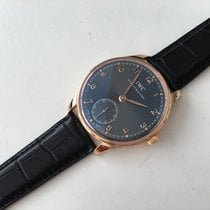 IWC Portuguese Hand Wound Rose Gold Ardoise Dial
