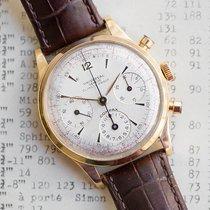 Universal Genève Chronograph Handaufzug 1951 gebraucht