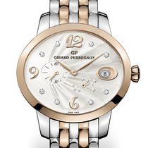 Girard Perregaux Cat's Eye 80486-56-162-56A Girard Perregaux Power Acciaio/Oro Rosa new