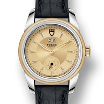 Tudor Glamour Double Date 57003 2018 new