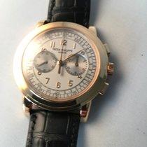 Patek Philippe Chronograph Roségold 42mm Silber Arabisch Schweiz, Muttenz (near Basel)