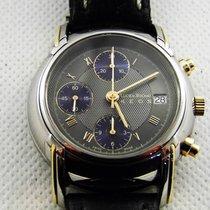 Lucien Rochat KEOS chrono automatico acciaio  e oro
