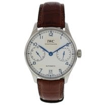 IWC Portugieser IW500705 Seven Day Power Reserve Box & Papers