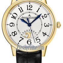 Jaeger-LeCoultre Rendez-Vous Yellow gold 34mm Silver United States of America, New York, Airmont