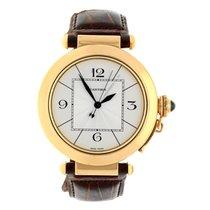 Cartier Pasha 18K Gold Automatic XL Ref.2726