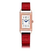 Jaeger-LeCoultre Reverso Duetto Rose gold 40mm Silver Arabic numerals United States of America, Florida, Miami