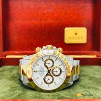"Rolex Daytona Steel/Gold "" Zenith "" FULL"