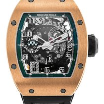 Richard Mille RM 010 usados 39mm Oro rosado