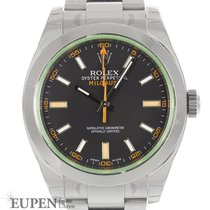 Rolex Oyster Perpetual Milgauss Ref. 116400GV NOS / LC100