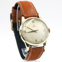 Omega Men's Omega Vintage (ca. 1949) cal. 283 in 14K Gold