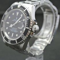 Rolex Submariner Date 16800 m. Box aus 1985