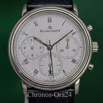 Blancpain Villeret 1185 Automatic Chronograph Box&Papers