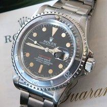 Rolex Submariner Date gebraucht 40mm Stahl