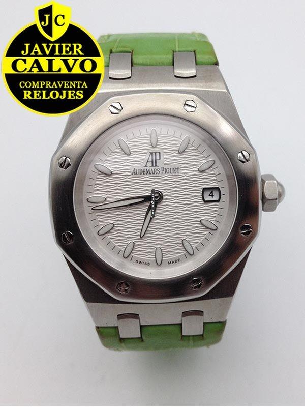 7aac58dff5f1 Relojes Audemars Piguet - Precios de todos los relojes Audemars Piguet en  Chrono24
