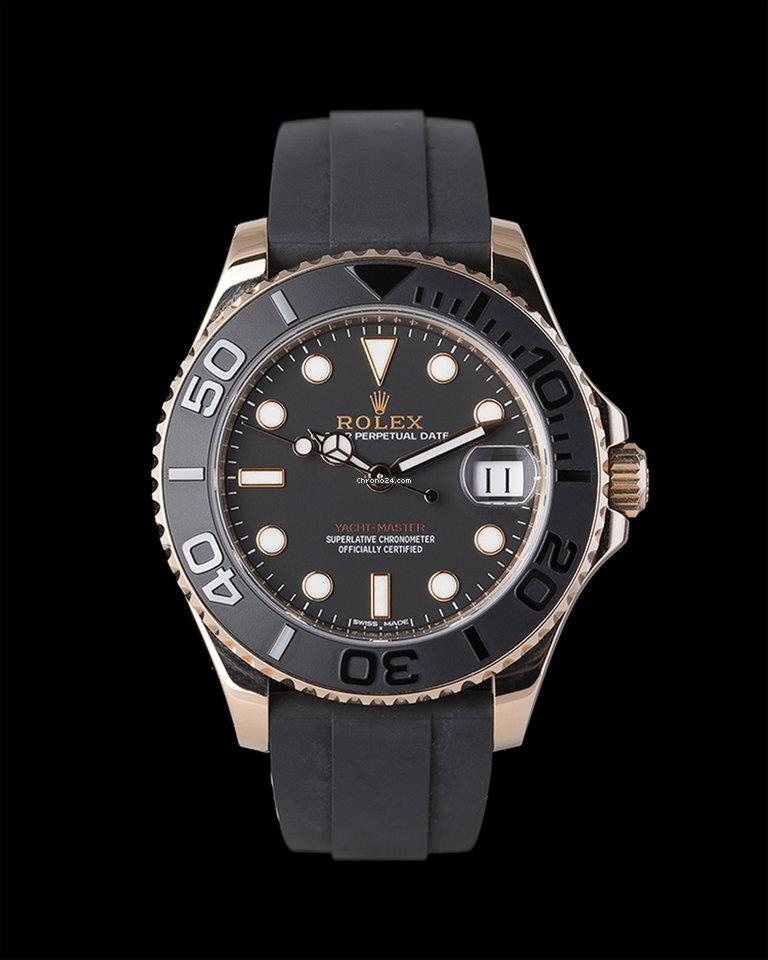 808b2e26be0 Rolex Yacht-Master - Todos os preços de relógios Rolex Yacht-Master na  Chrono24