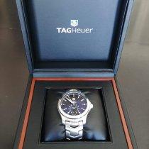 TAG Heuer Link Calibre 6 Steel 100mm Silver No numerals