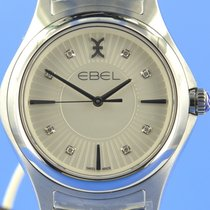 Ebel 1216302 Steel 2020 Wave 35mm new