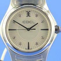 Ebel Çelik 35mm Quartz 1216302 yeni