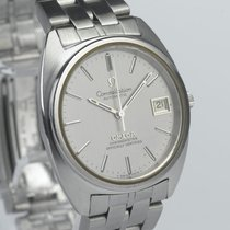 Omega Constellation Steel 34mm Silver No numerals