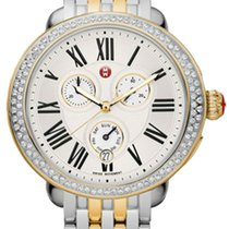 Michele Women's watch Serein 40mm Quartz new Watch with original box and original papers