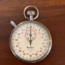 Hanhart Acciaio Cronografo usato Italia, Avellino