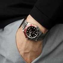 Rolex GMT-Master II 16760 Very good Steel 40mm Automatic