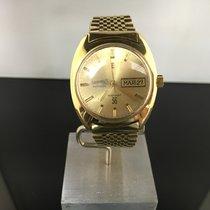 Eberhard & Co. Yellow gold Automatic pre-owned Scafo