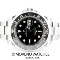 Rolex GMT-Master II nové 2009 Automatika Hodinky s originálními doklady 116710LN