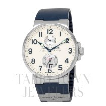 Ulysse Nardin Marine Chronometer 41mm Steel 41mm White Arabic numerals United States of America, New York, Hartsdale