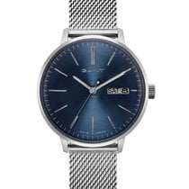 Gant Steel 36mm Quartz GT075001 new