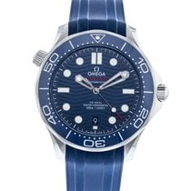 Omega Seamaster Diver 300 M 210.32.42.20.03.001 2010 pre-owned