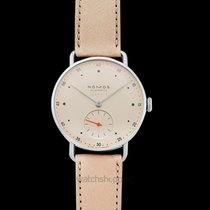 NOMOS Metro Neomatik new Automatic Watch with original box and original papers 1107