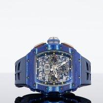 理查德•米勒 RM 011 非常好 碳 50mm 自動發條